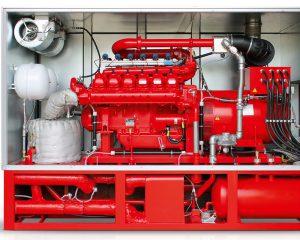 Wolf Power Systems - Austauschmotor